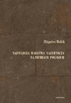 Najstarsza warstwa nazewnicza na ziemiach polskich - Zbigniew Babik - ebook