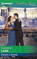 Romans w Rzymie - Susanna Carr - ebook