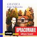 Granica (Zofia Nałkowska) - opracowanie - Andrzej I. Kordela - ebook