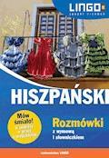 Hiszpański. Rozmówki z wymową i słowniczkiem - Justyna Jannasz - ebook