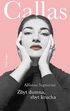 Zbyt dumna, zbyt krucha - Alfonso Signorini - ebook