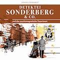 Sonderberg & Co. Und das psychomagnetische Experiment - Dennis Ehrhardt - Hörbüch