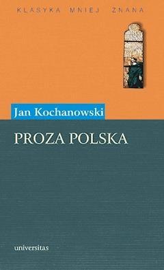 Proza polska - Jan Kochanowski - ebook