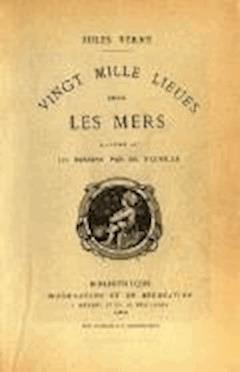 20000 lieues sous les mers - Jules Verne - ebook