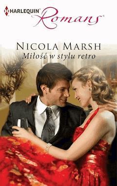 Miłość w stylu retro - Nicola Marsh - ebook