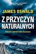 Z przyczyn naturalnych - James Oswald - ebook