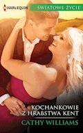 Kochankowie z hrabstwa Kent - Cathy Williams - ebook