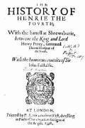 Henry IV, Part 1 - William Shakespeare - ebook