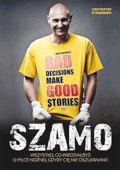 Szamo - Krzysztof Stanowski - ebook