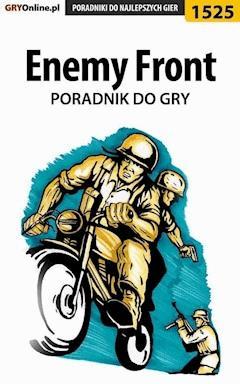"""Enemy Front - poradnik do gry - Kuba """"Zaan"""" Zgierski - ebook"""