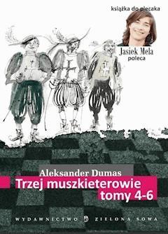 Trzej muszkieterowie. Tom IV-VI - Aleksander Dumas - ebook