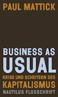 Business as usual - Paul Mattick - E-Book