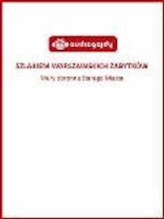 Szlakiem warszawskich zabytków - Mury obronne Starego Miasta - Ewa Chęć - ebook