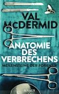 Anatomie des Verbrechens - Val McDermid - E-Book