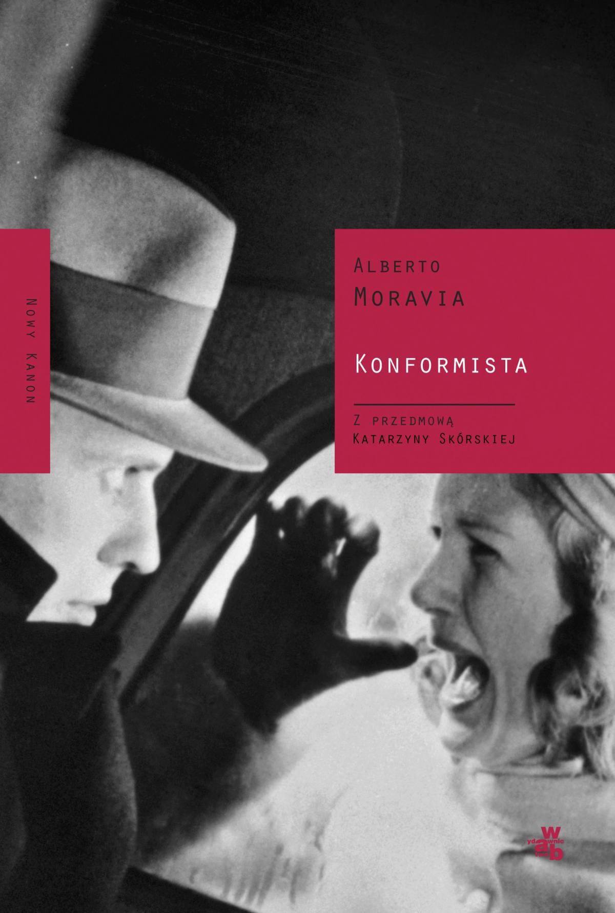 Konformista - Alberto Moravia