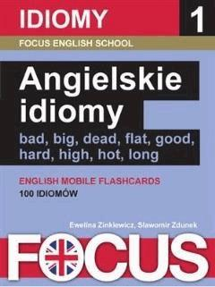 Angielskie idiomy. Zestaw 1. - Focus English School - ebook