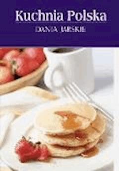 Dania jarskie - O-press - ebook