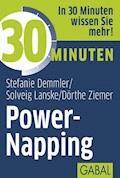 30 Minuten Power-Napping - Stefanie Demmler - E-Book