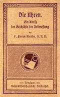 Die Uhren Ein Abriß der Geschichte der Zeitmessung - Kindler, Fintan - E-Book
