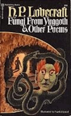 Fungi from Yuggoth - Howard Phillips Lovecraft - ebook