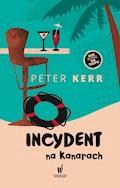 Bob Burns na tropie. Incydent na Kanarach - Peter Kerr - ebook