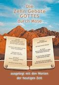 Die Zehn Gebote Gottes durch Mose - Gabriele - E-Book