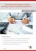 Jak samorządy mogą zaoszczędzić realizując wspólne zamówienia publiczne - Katarzyna Czajkowska-Matosiuk - ebook