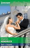 Ślub w Neapolu - Sharon Kendrick - ebook