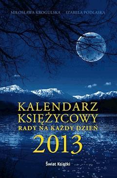 Kalendarz księżycowy - Izabela Podlaska - ebook