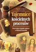 Tajemnice kościelnych procesów - Aleksandra Polewska - ebook