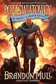 W pogoni za proroctwem - Brandon Mull - ebook