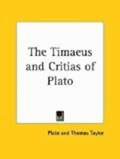 Critias - Plato - ebook