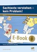 Sachtexte verstehen - kein Problem! - Ulrike Neumann-Riedel - E-Book