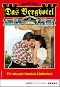 Das Berghotel 187 - Heimatroman - Verena Kufsteiner - E-Book