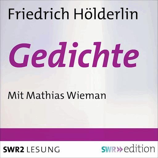 Gedichte Friedrich Hölderlin E Book Hörbuch Legimi