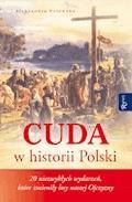 Cuda w historii Polski. 20 niezwykłych wydarzeń, które zmieniły losy naszej Ojczyzny - Aleksandra Polewska - ebook
