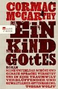 Ein Kind Gottes - Cormac McCarthy - E-Book