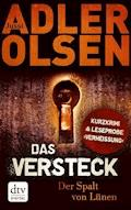 Das Versteck - Jussi Adler-Olsen - E-Book