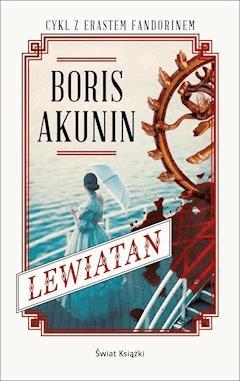 Lewiatan - Boris Akunin - ebook