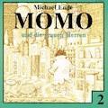 Michael Ende - 02: Momo und die grauen Herren - Michael Ende - Hörbüch