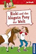 Ponyfreundinnen, 1, Ricki und das klügste Pony der Welt - Ina Brandt - E-Book