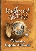 Tajemnica klejnotu Nefertiti - Agnieszka Stelmaszyk - ebook
