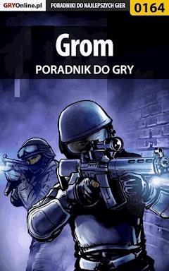 "Grom - poradnik do gry - Jacek ""Stranger"" Hałas - ebook"