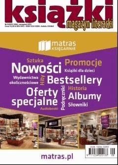 Magazyn Literacki KSIĄŻKI nr 9/2013 - Opracowanie zbiorowe - ebook
