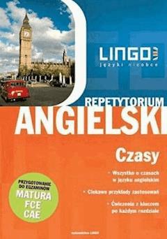 Angielski. Czasy - Anna Treger - ebook