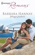 Długa podróż - Barbara Hannay - ebook