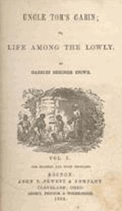 Uncle Tom's Cabin - Harriet Elizabeth Beecher Stowe - ebook
