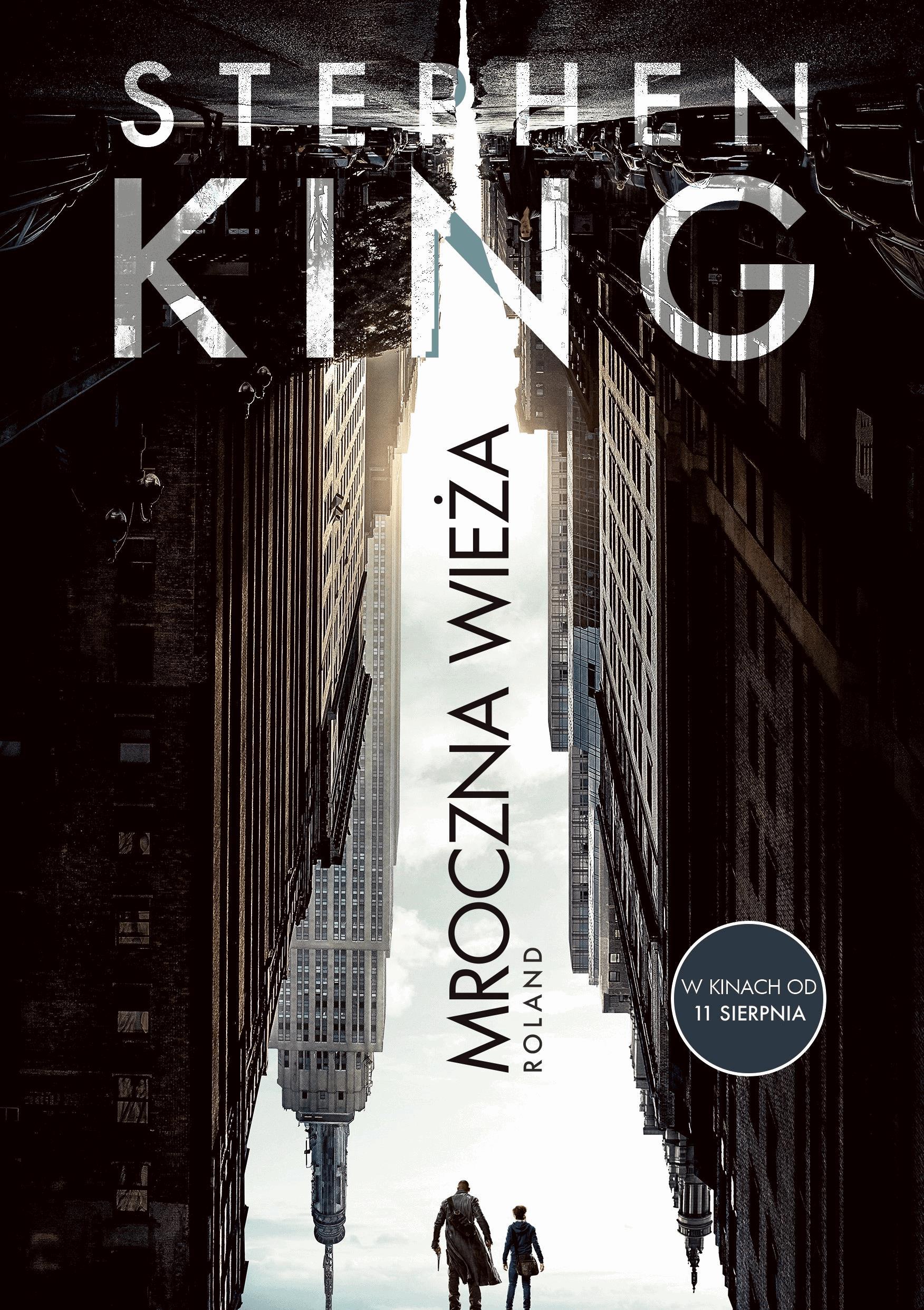 Mroczna Wieża. Tom 1. Roland (wydanie filmowe) - Tylko w Legimi możesz przeczytać ten tytuł przez 7 dni za darmo. - Stephen King