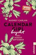 Calendar Girl - Begehrt - Audrey Carlan - E-Book