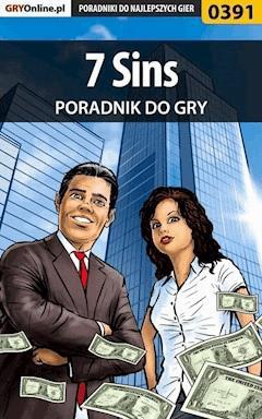 "7 Sins - poradnik do gry - Malwina ""Mal"" Kalinowska - ebook"